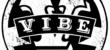 Vibe Sticker Black