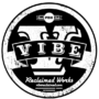 Vibe Sticker Black