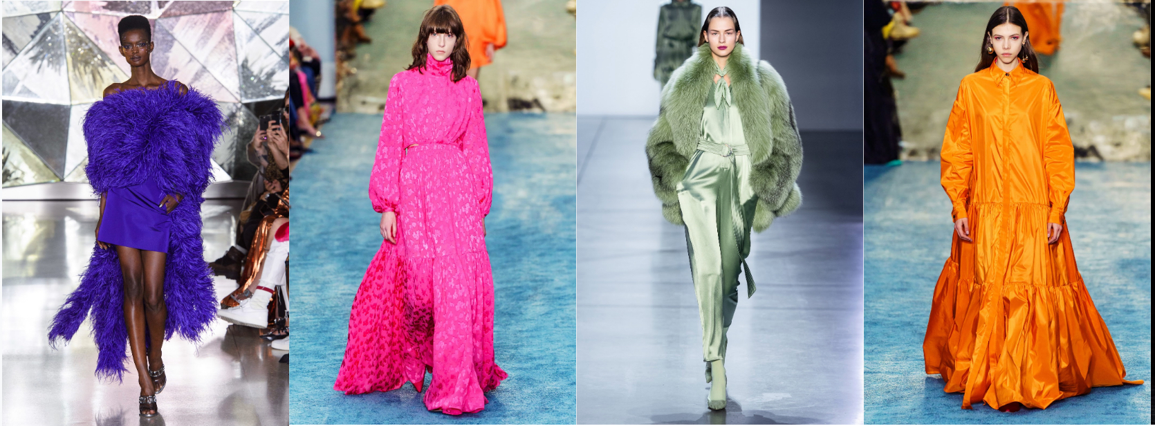 Biggest Trends From New York Fashion Week To Expect For The Fall