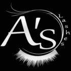 a's lashes